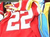 NBA Sports Memorabilia JERSEYS